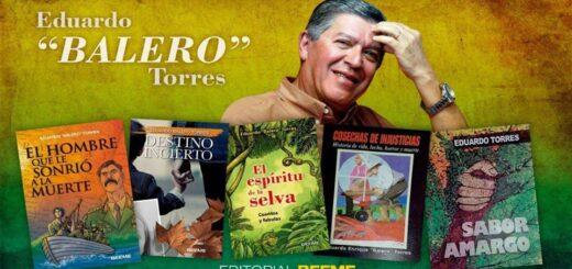 """Este jueves Eduardo Balero Torres presentará su libro """"El hombre que le sonrió a la muerte"""" a través de Radio Libertad FM 93.7 y las redes sociales de Misiones Online"""