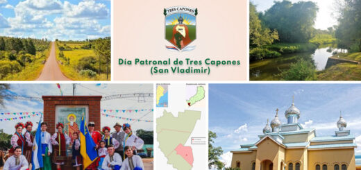 """Así se vivió la Fiesta Patronal de Tres Capones en honor a """"San Vladimiro"""""""