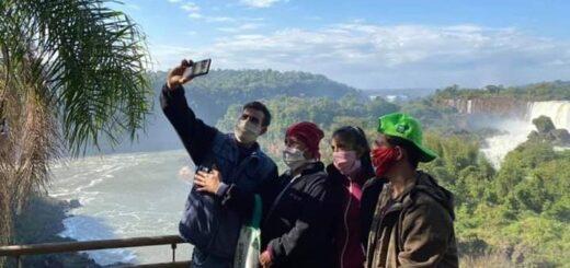 Las Cataratas continúan abiertas únicamente para residentes de Iguazú