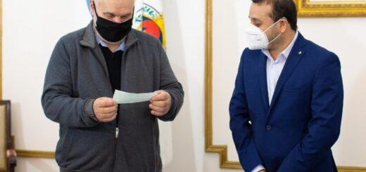 El Gobierno de Misiones entregó a los Bomberos Voluntarios un fondo de 10 millones de pesos