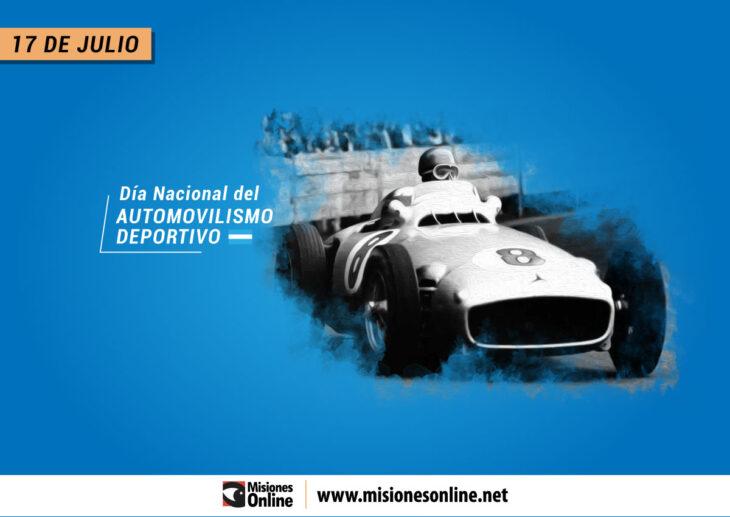 ¿Por qué se celebra hoy el Día Nacional del Automovilismo Deportivo?