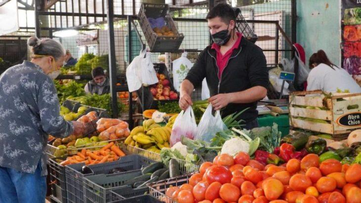 A pesar de la cuarentena, las ventas en el Mercado Concentrador de Posadas se duplicaron