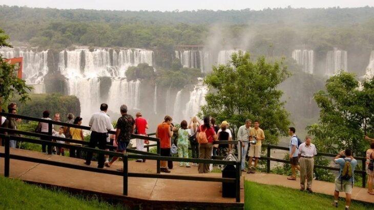 El 4 de agosto reabrirá el lado brasileño de las Cataratas del Iguazú