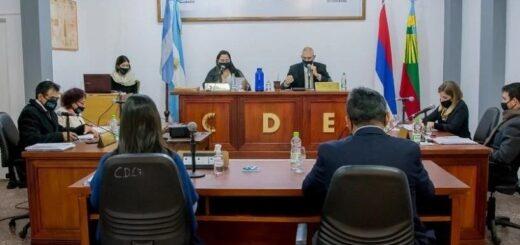 El concejo deliberante de Eldorado tuvo su primera sesión en el nuevo edificio