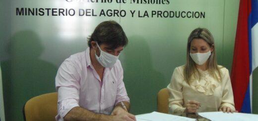 El Ministerio del Agro y Desarrollo Social impulsan trabajos en conjunto