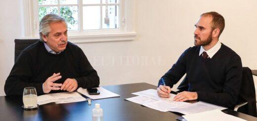 Alberto y Guzmán apuran la negociación