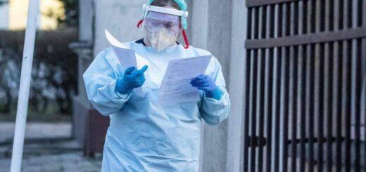 Se registraron 22 nuevas muertes y suman 2072 las víctimas del coronavirus en Argentina