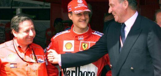 """Jean Todt reveló que visitó a Michael Schumacher y habló sobre la salud del ex piloto: """"Sigue peleando"""""""