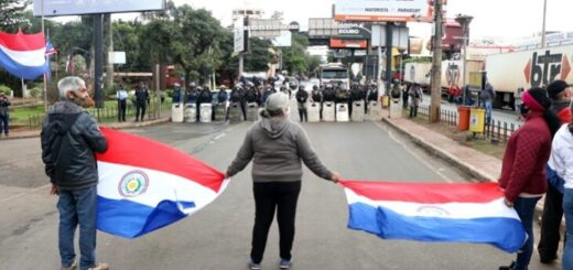 Coronavirus: Paraguay insiste con el bloqueo de sus fronteras hasta que Brasil aplane la curva de contagios