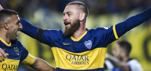 Daniele De Rossi manifestó sus deseos de volver a Boca como entrenador