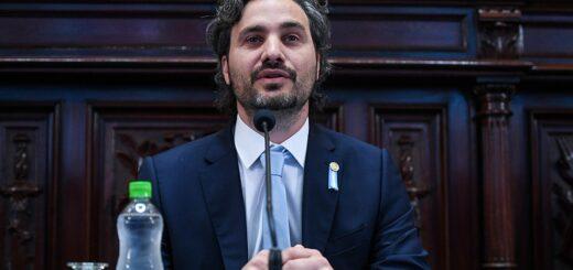 Cafiero brinda su primer informe de gestión ante la Cámara de Diputados