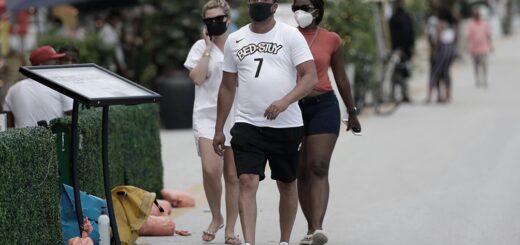 Coronavirus: proyectan 224.000 muertes para noviembre en Estados Unidos