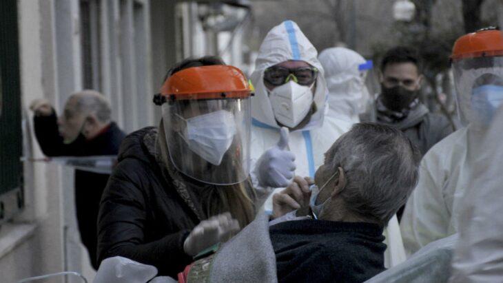 Confirman 17 nuevas muertes de pacientes con coronavirus y el total de víctimas del país asciende a 2956