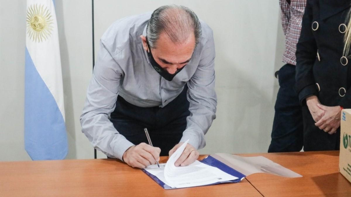 Coronavirus: el municipio de Posadas recibe y canaliza nuevas donaciones