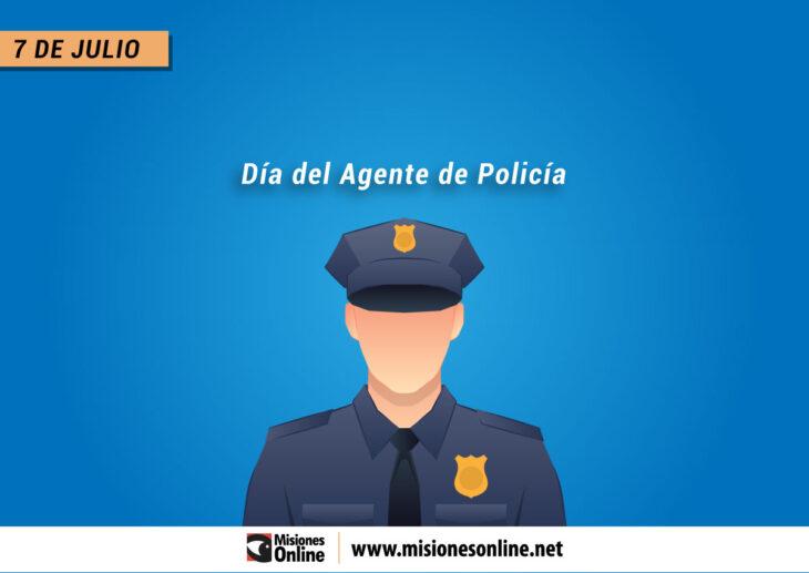 ¿Por qué se celebra hoy el Día del Agente de Policía?
