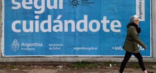 Coronavirus: en Argentina, se confirmaron 15.718 nuevos casos y 382 muertes en 24 horas