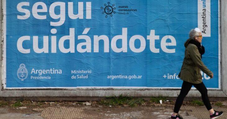 Coronavirus: se confirmaron 41 nuevas muertes y ascienden a 8.498 las víctimas fatales en Argentina