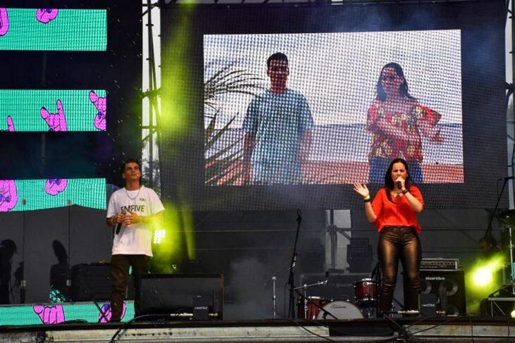 Dúo cristiano busca participar del MovilFest 2020