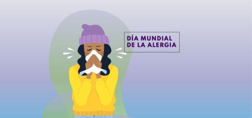¿Por qué se celebra hoy el Día Mundial de la Alergia?
