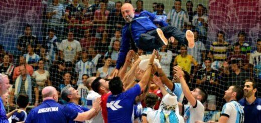 La Confederación Argentina de fútbol de Salón expulsó a Ariel Avveduto, técnico campeón del mundo en Misiones