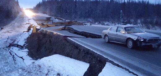 Alaska: un terremoto de magnitud 7,8 en la escala Richter sacudió el sur de la península y autoridades descartaron alerta de tsunami