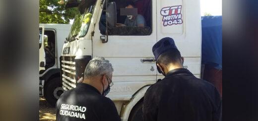 Encontraron al presunto camionero que trajo un joven a Misiones desde Buenos Aires burlando los controles