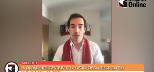 La ciudad inteligente bajo la óptica de Santiago Caprio: un proceso constante de transformación para lograr espacios amigables y sustentables