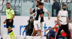 Paulo Dybala salió lesionado y preocupa a Juventus