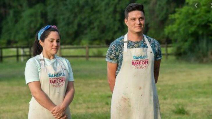 Se filtró un video de Damián ,el ganador de «Bake Off» participando de otro programa de televisión