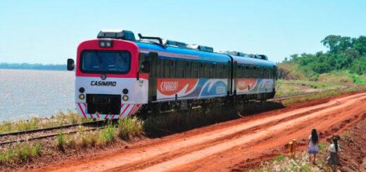Proyectan que el Tren Metropolitano de Posadas llegue a Apóstoles