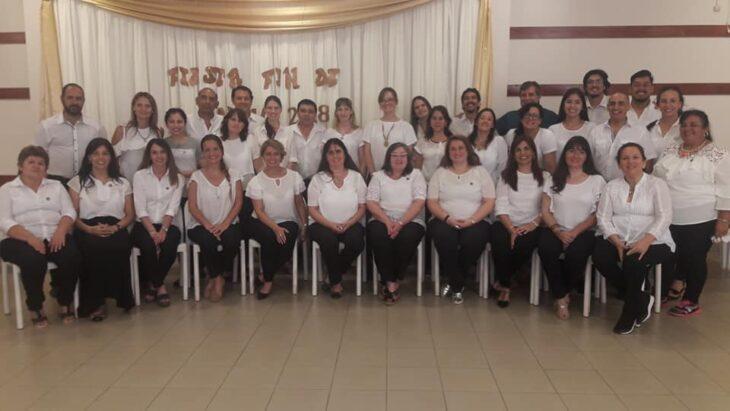 Coronavirus: el Centro de Rehabilitación del Ciego «Santa Rosa de Lima» se adapta a las exigencias de la nueva normalidad para continuar la tarea en cuarentena