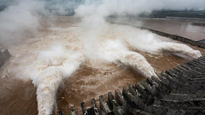 China bajo agua: dntescas inundaciones causan estragos en ciudades del Sureste y Noreste del país