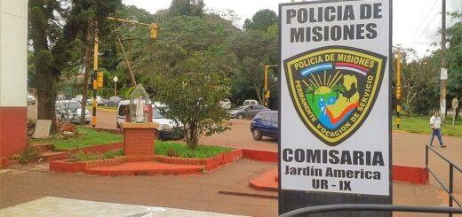 Se entregó a la Policía el docente acusado de violar a su hijastra en Jardín América