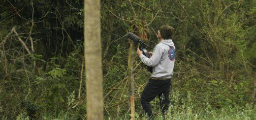 Aves Argentinas avanza en la restauración con especies nativas y monitoreo aves silvestres en la reserva privada Curindy
