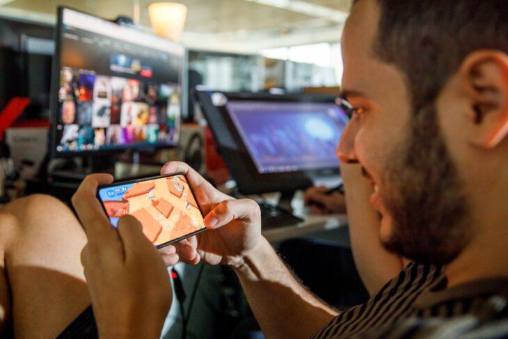 Los juegos mobile representan casi el 50% del valor de toda la industria de los videojuegos
