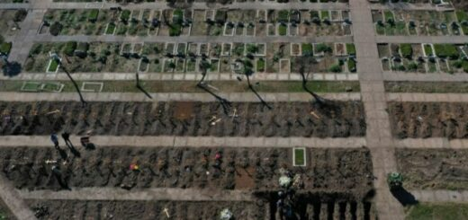 Coronavirus: dos cementerios de la ciudad de Buenos Aires ya asignaron lugares específicos para muertos por Covid-19
