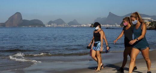 Coronavirus: el estado brasileño de Santa Catarina, fronterizo con Argentina, profundiza medidas por récord de casos positivos