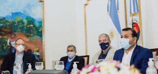 """Herrera Ahuad: """"Estamos en una situación de mucho equilibrio que debe perdurar para transitar los tiempos más difíciles de la pandemia"""""""