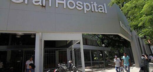 En Chaco apagaron el aire comprimido de los respiradores usados por pacientes con Covid-19 en el Hospital Perrando