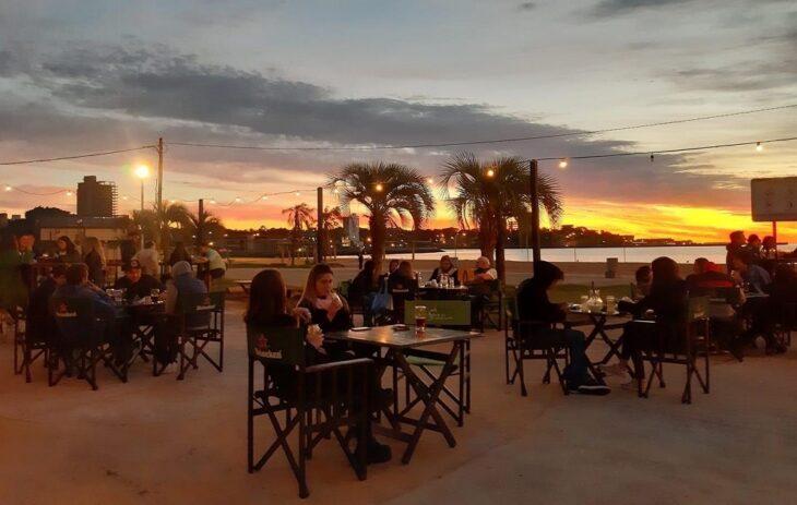 Este fin de semanas bares, restaurantes y heladerías en Posadas abrirán hasta las 23 horas