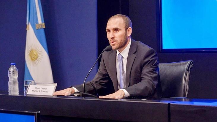 Guzmán presentó una carta al FMI