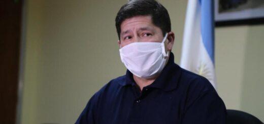 Tras recuperarse de coronavirus, el ministro de Salud de Misiones Oscar Alarcón agradeció al equipo de Salud Pública y a la familia misionera