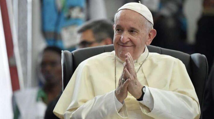 Cambio climático: el Papa Francisco destacó el desarrollo de cooperativas a favor de la energía renovable