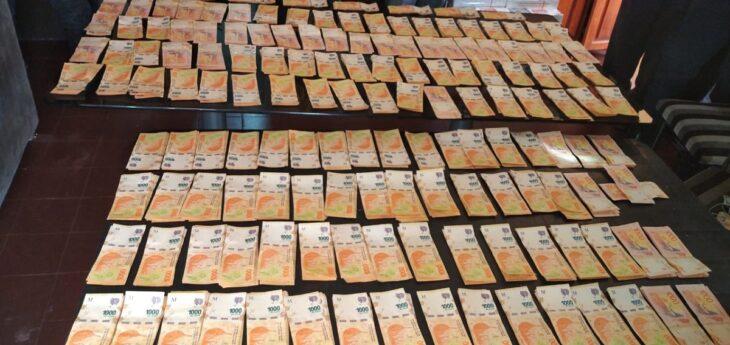 Posadas: La Policía de Misiones detuvo a tres hombres y recuperó el millonario botín del robo a una empresaria