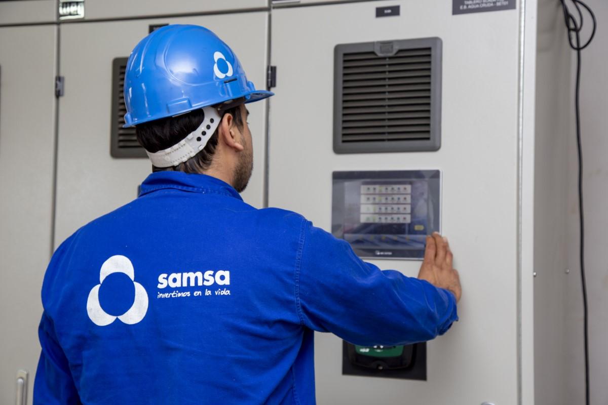 """Samsa cumple 21 años """"de servicios esenciales con nueva tecnología"""""""