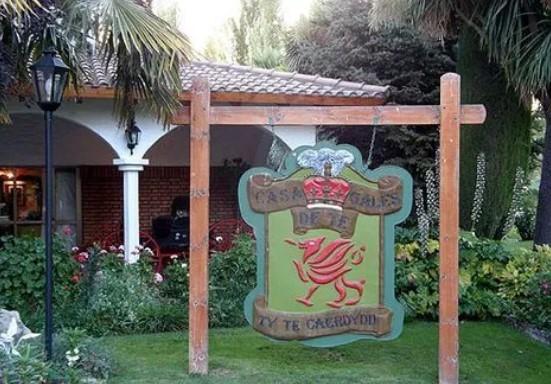 Circuito del Té en Puerto Madryn