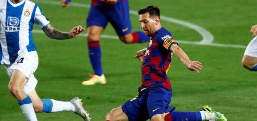 Con Messi, el Barcelona enfrentará a Valladolid en un partido clave