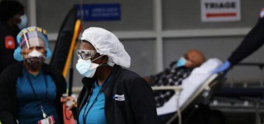 Coronavirus: con 63.900 nuevos infectados, Estados Unidos volvió a batir su récord diario