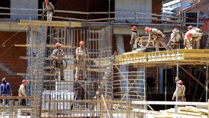 Empresarios de la industria de la construcción presentaron al Gobierno nacional un plan para la reactivación del sector