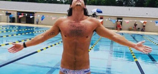 Coronavirus: el nadador santafesino Santiago Grassi dio positivo